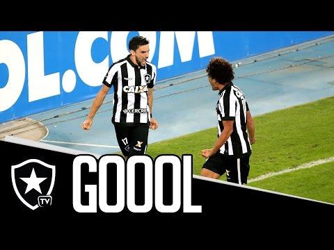 Gol | Botafogo 1 x 0 Atlético Nacional-COL