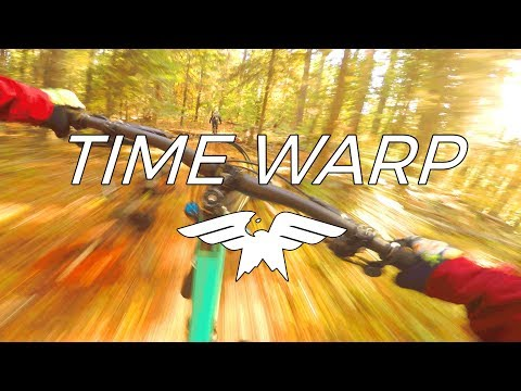 It's about going REALLY FAST - Time Warp - Ashland, Oregon