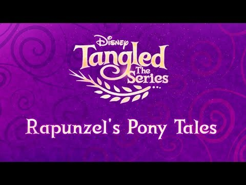 Pony Tale: Return of the Hair | Tangled: The Series | Disney Channel