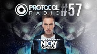 Nicky Romero - Protocol Radio 57 - Don Diablo Guest Mix