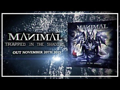 MANIMAL - Screaming Out (2015) // official lyric video // AFM Records