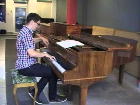 F. Chopin - Prelude D flat major op. 28 nr 15