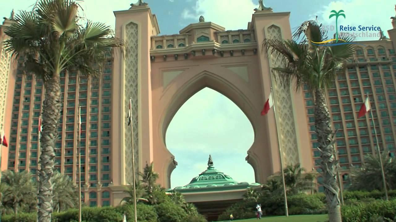 Dubai - Sehenswürdigkeiten - YouTube