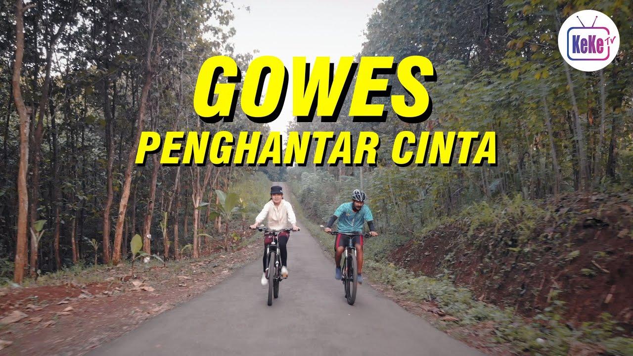 Gowes Penghantar Cinta | Film Pendek KeKe TV Official