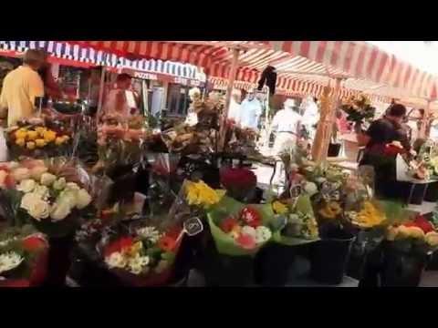 Le Vieux Nice Et Le Cours Saleya
