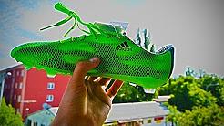 Adidas Adizero F50 - FG (GREEN) | New Adidas Boots | Czech Kicks & Martin Neoral |