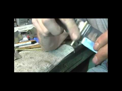 Making a Skinner with a Slotted Guard