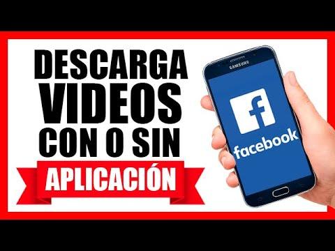 🤔 ¿Cómo Descargar Vídeos de Facebook desde el Celular 2021?