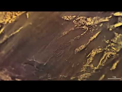 Epic Video Of Titan (Saturn's Moon) Released By NASA