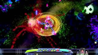 Darkspore - PC - developer blog official video game preview trailer