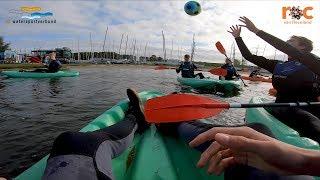 Studenten ROC van Flevoland maken kennis met watersport