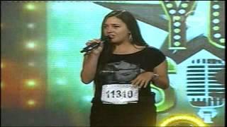 YO SOY TEMPORADA 2013: Christina Rosenvinge (Ale Mansilla) 03/04/2013 Casting Quinta Temporada