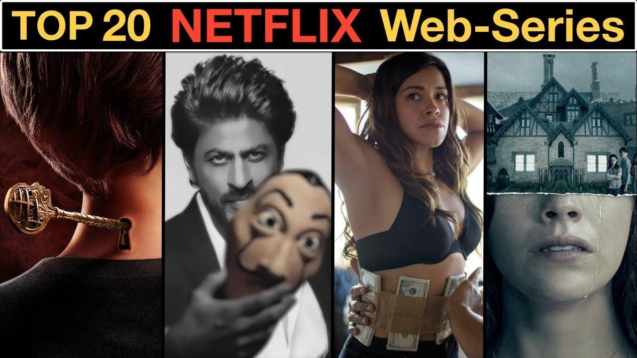 Download Top 20 Best NETFLIX Web Series In Hindi | Deeksha Sharma