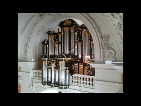 W.A. Mozart - KV620 - Zauberflöte - Marsch der Priester - Orgel