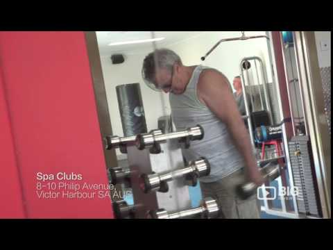 Spa Clubs Fitness Gym Adelaide for Workout and Personal Trainer
