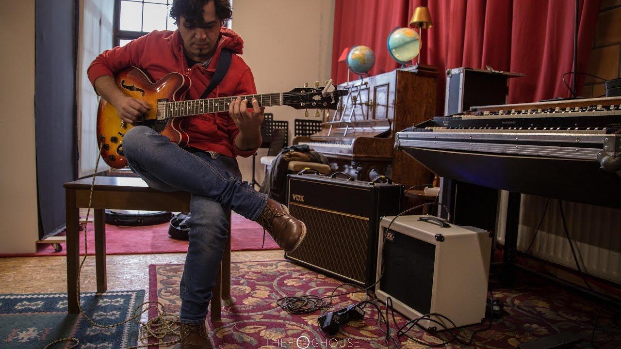 "Toni Mora  Quartet ""Beyond Words"" New Album EPK"