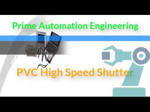 Prime Automatic PVC High Speed Shutter