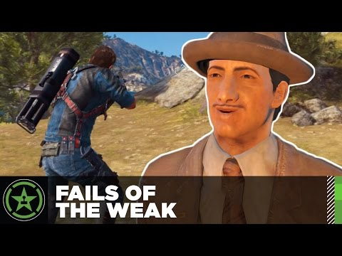 Fails of the Weak: Ep. 275 - Fallout 4, Just Cause 3, Rainbow 6, and More!