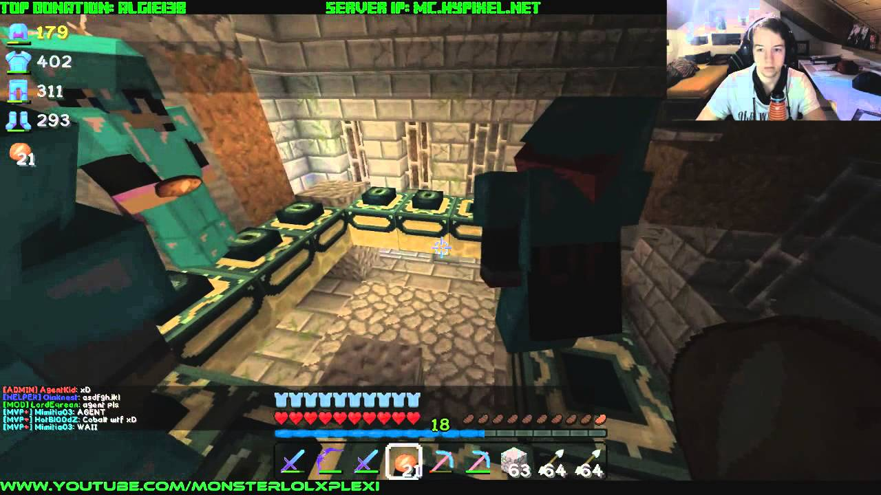 What was this?Will it be back? | Hypixel - Minecraft Server and Maps