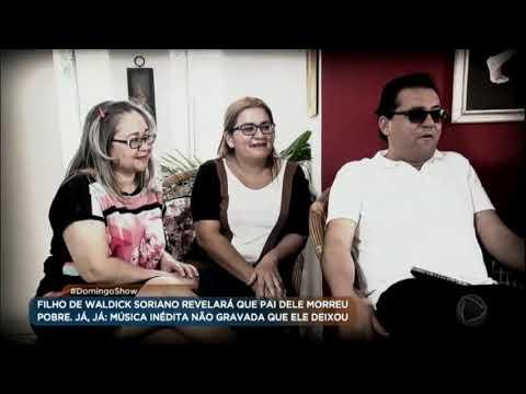 Geraldo Luís visita a família de Waldick Soriano e conta detalhes da vida do cantor