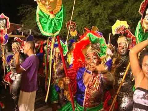 Farewell Carnival Parade Curacao