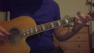 Кукушка. Кино (Цой). Вступление, соло. Первые шаги и уроки игры на гитаре (Аккорды, ноты, Табы)