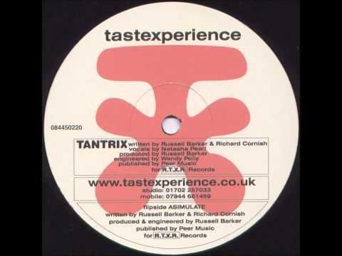 Tastexperience - Asimulate [RTXR 001] 2000