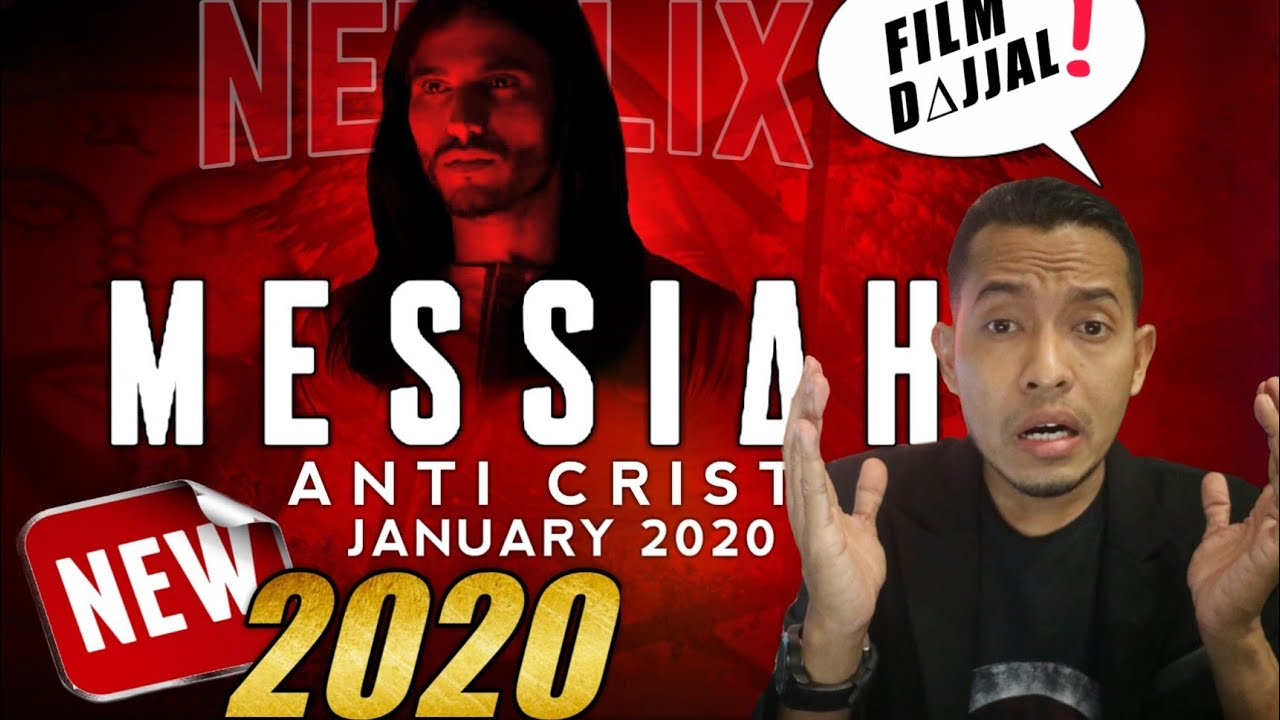 FILM DAJJ4L 2020: MESSIAH TRAILER Netflix | #dajj4l
