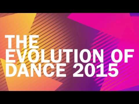 The Evolution of Dance 2015