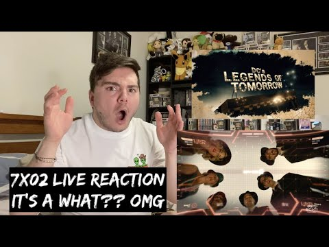 Download Legends Of Tomorrow - 7x02 'The Need For Speed' LIVE REACTION
