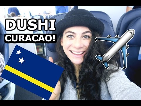 TRAVELING TO CURACAO! TRAVEL VLOG 317 CURACAO | ENTERPRISEME TV