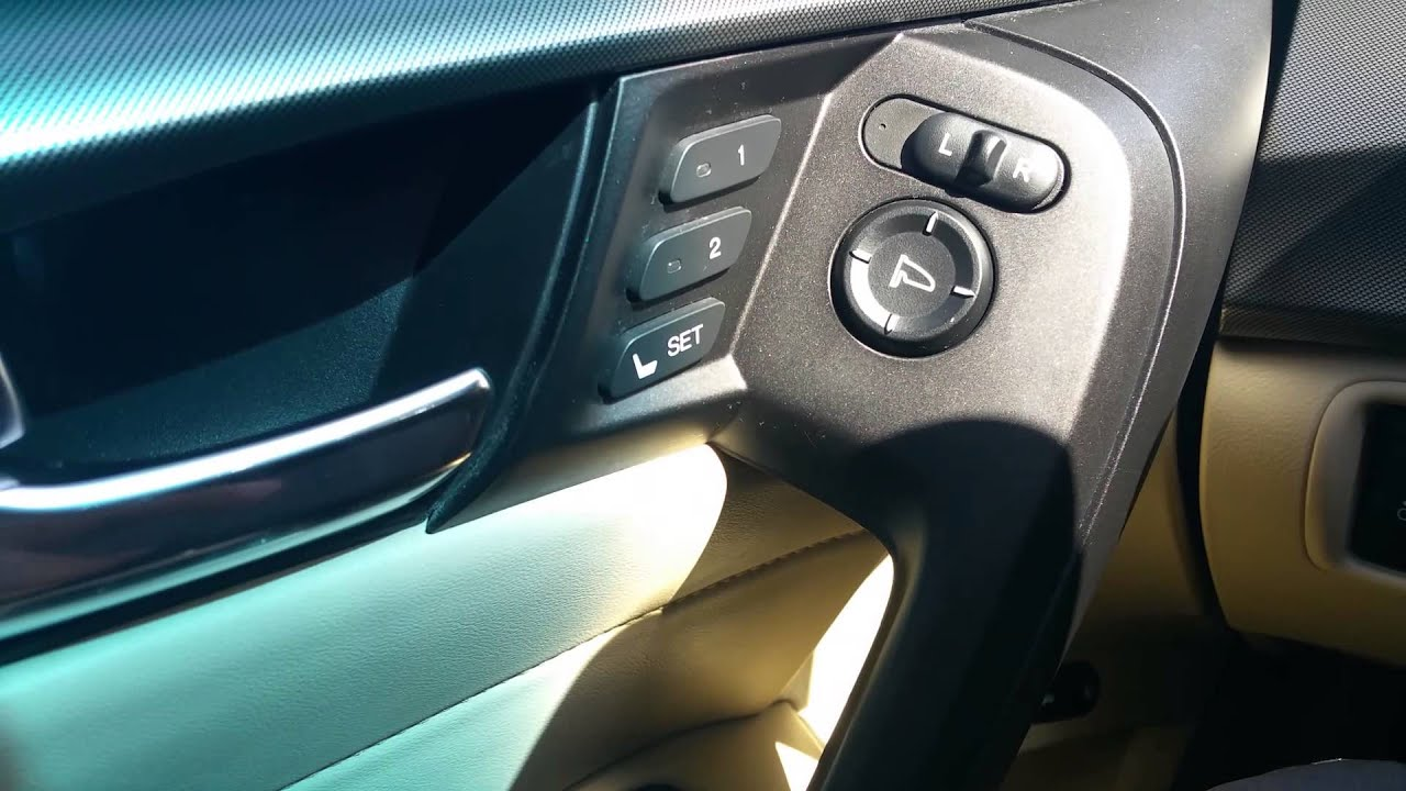 How To Save Your Memory Seats For Your Acura TL YouTube - Acura tl seats