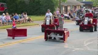 Ventrac in Orrville 4th July Parade 2012 Thumbnail