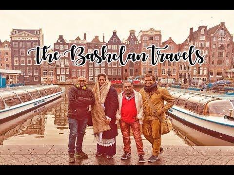 The Bashclan Eurotrip • An Evening in Paris • Travel Tales by iMz