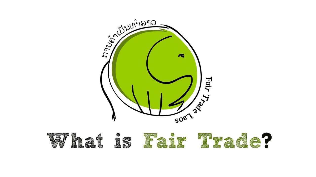 Fair Trade Laos - What is Fair Trade?