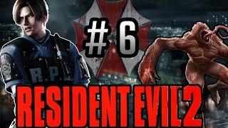 Resident Evil 2 ORIGINAL - LEON A - Detonado # 6 -