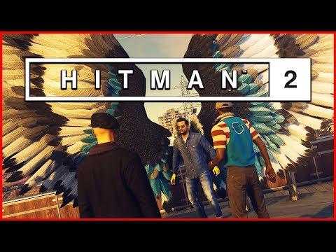 Hitman 2 #008 — Das schwerste Ziel? — Deutsch German Gameplay (Let's Play)