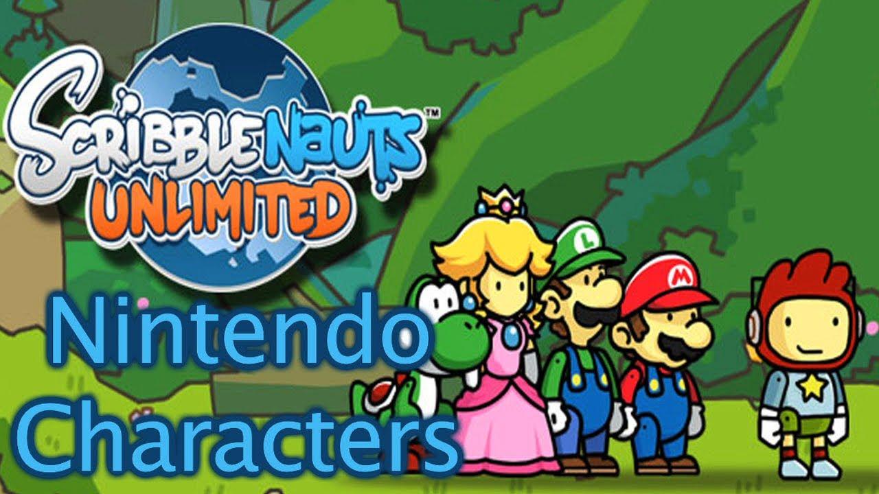 Scribblenauts Unlimited - Zelda Wiki