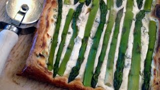 Asparagus Tart/pie