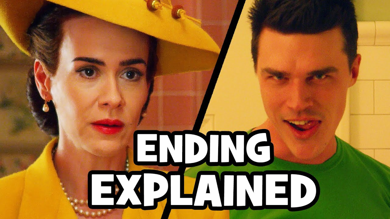 RATCHED SEASON 1 Ending Explained, Cuckoo's Nest Connections & Season 2 Theories