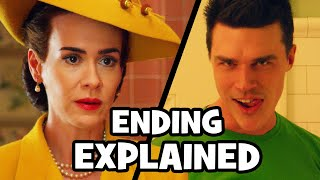 RATCHED Ending Explained, Cuckoo's Nest Connections & Season 2 Theories