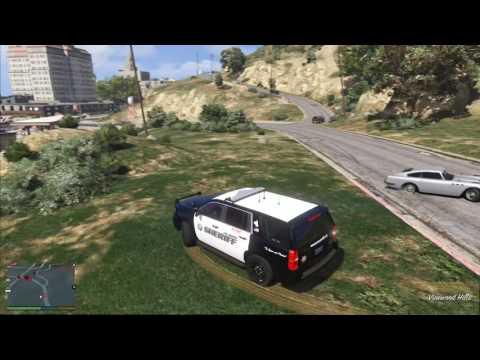 GTA V LSPFR Criminals in HD