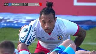 Tonga vs French Barbarians