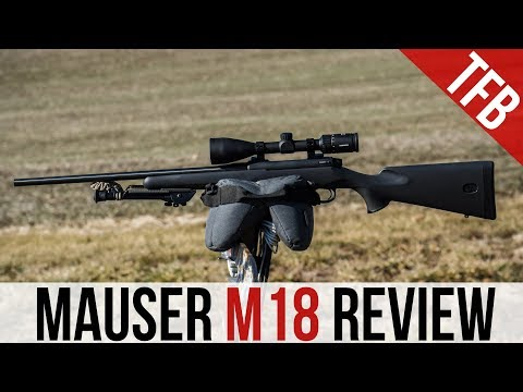 Mauser M18 Rifle Review - YouTube