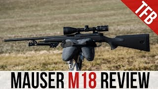 Mauser M18 Rifle Review