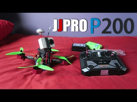 JJPRO P200 Review