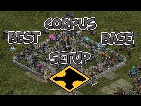 Best Base Setup - Corpus Edition . War Commander