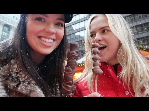 Download Youtube: CITY DATE & FAMILY TRADITIONS! VLOGMAS 2017