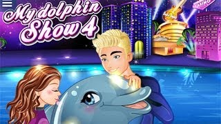 My Dolphin Show 4 Gameplay Walkthrough • Mopixie.com