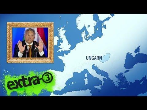 Ein Lied zur EU-Flüchtlingspolitik | extra 3 | NDR